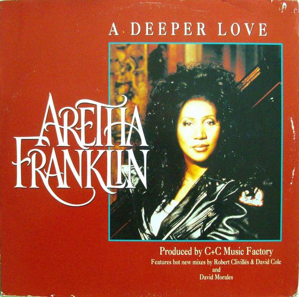 Franklin, Aretha A Deeper Love