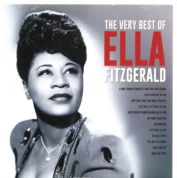 Fitzgerald, Ella The Very Best Of Ella Fitzgerald Vinyl