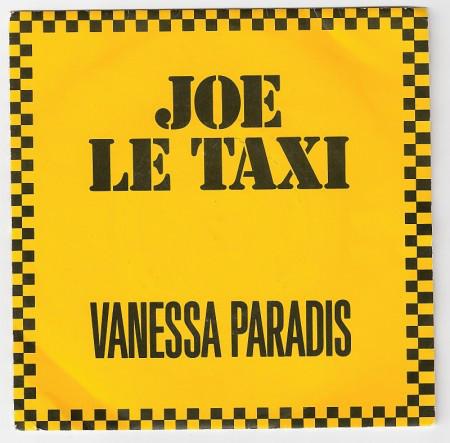 Paradis, Vanessa Joe Le Taxi