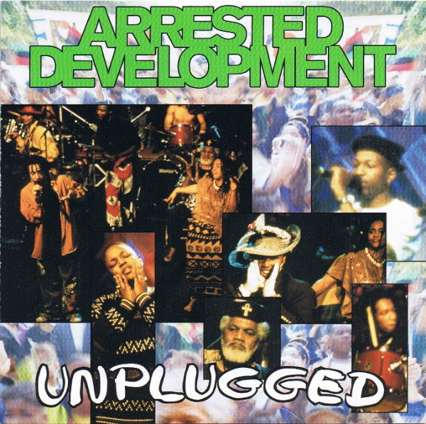 Arrested Development Unplugged CD