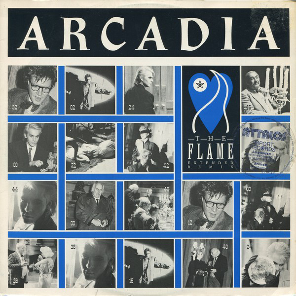 Arcadia The Flame (Extended Remix)