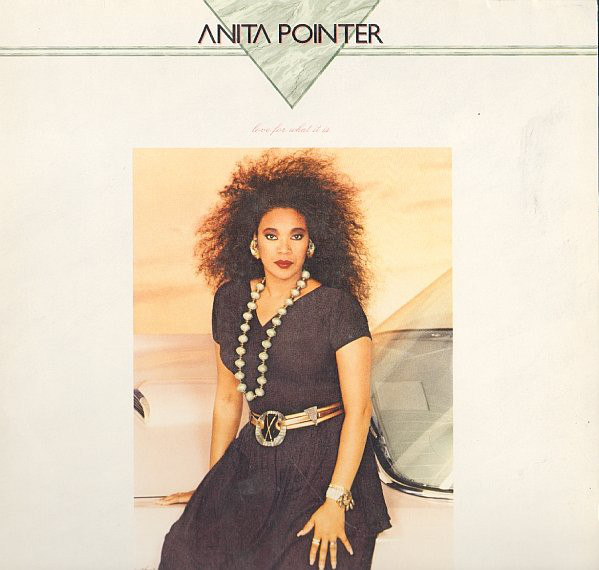 Pointer, Anita Love For What It Is  Vinyl