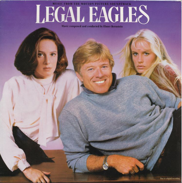 Legal Eagles Various Artists Vinyl