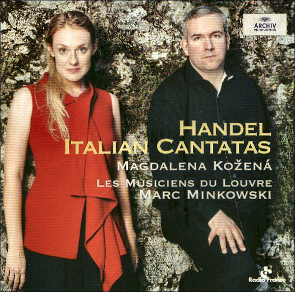 Handel - Magdalena Kožená, Les Musiciens Du Louvre, Marc Minkowski Italian Cantatas