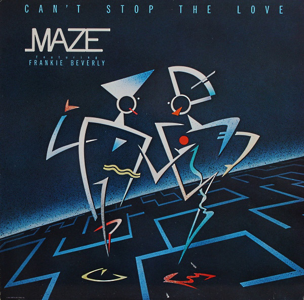 Maze Can't Stop The Love Vinyl