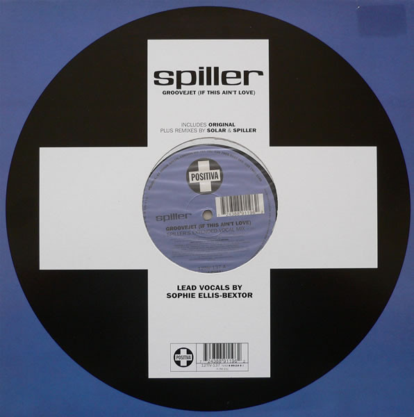 Spiller Groovejet (If This Ain't Love)
