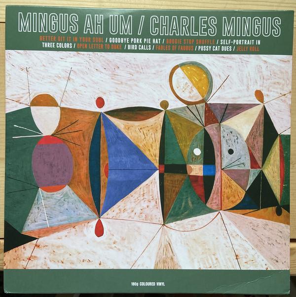 Charles Mingus Mingus Ah Um Vinyl