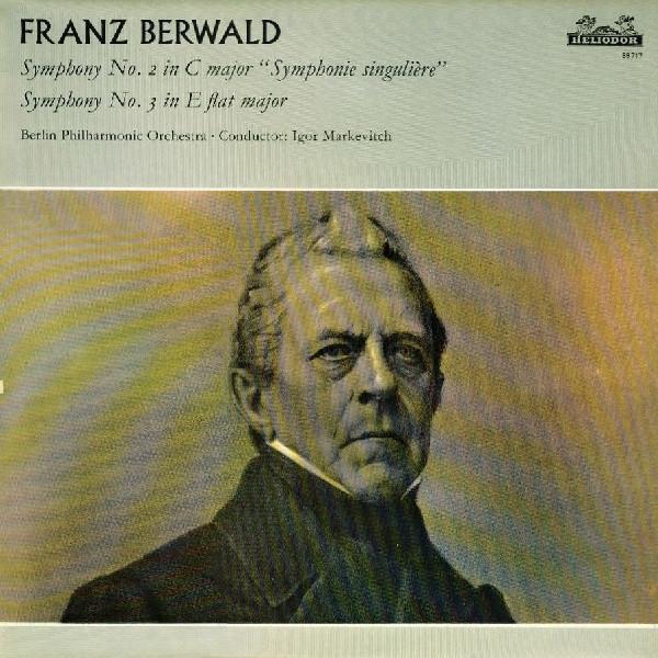 Berwald - Igor Markevitch Symphony No. 2 in C major