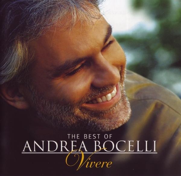 Bocelli, Andrea The Best Of Andrea Bocelli: Vivere CD