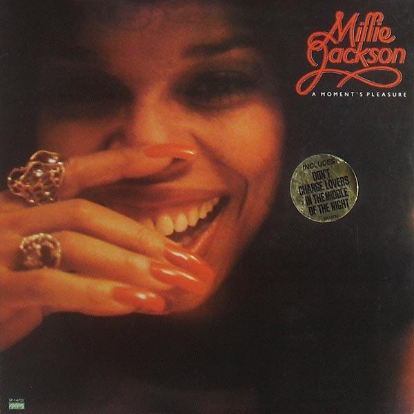 Jackson, Millie A Moments Pleasure