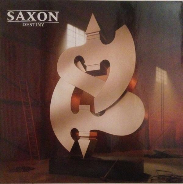Saxon Destiny Vinyl