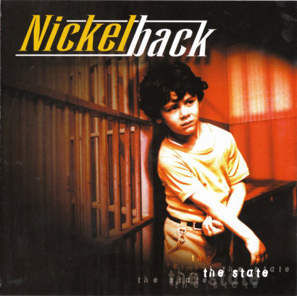 Nickelback The State CD