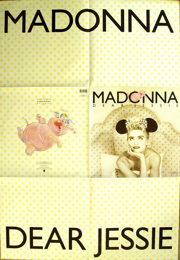 Madonna Dear Jessie Vinyl