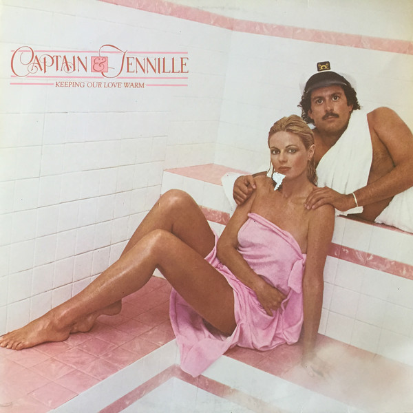 Captain & Tennille Keeping Our Love Warm Vinyl