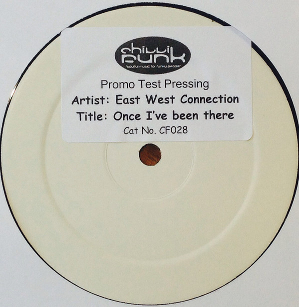 East West Connection Once I've Been There