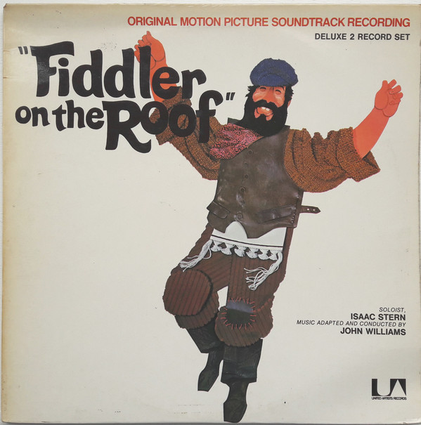 Fiddler On The Roof Various Artists Vinyl