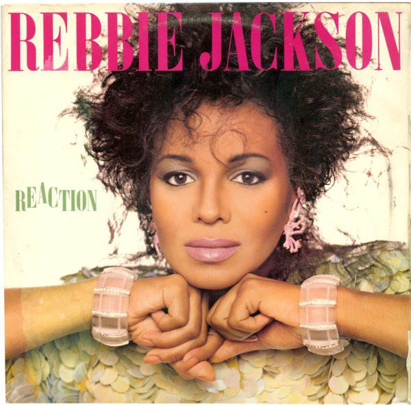 Jackson, Rebbie Reaction Vinyl