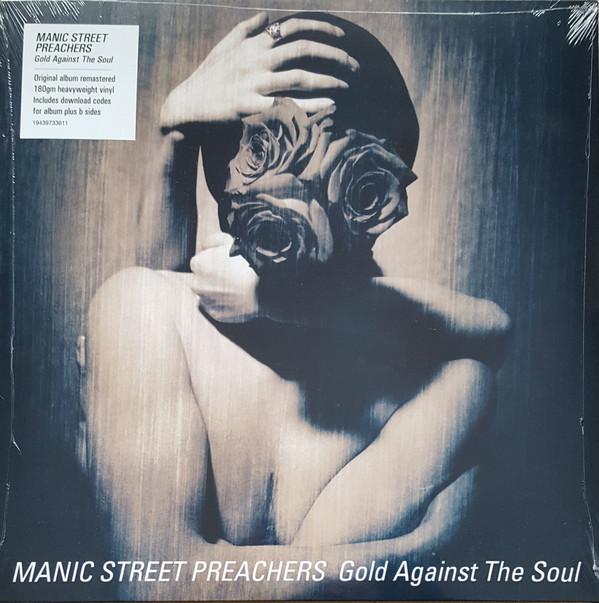 Manic Street Preachers Gold Against The Soul Vinyl