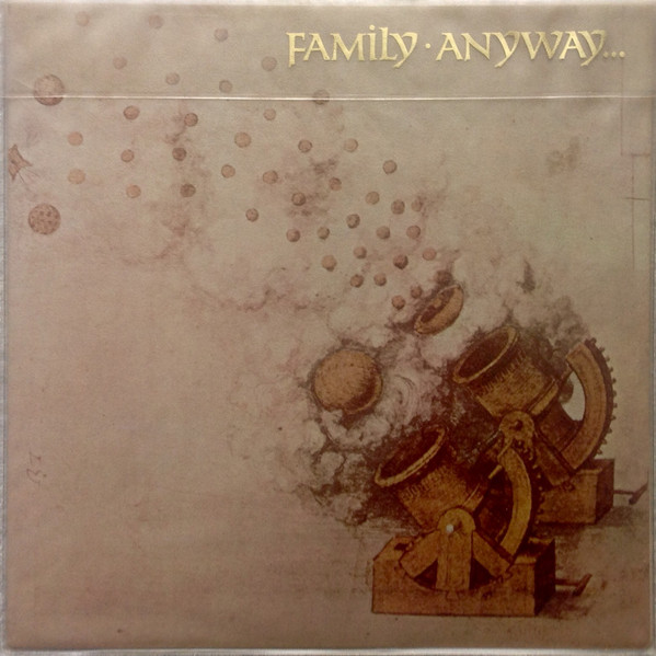 Family Anyway - POLYTHENE SLEEVE