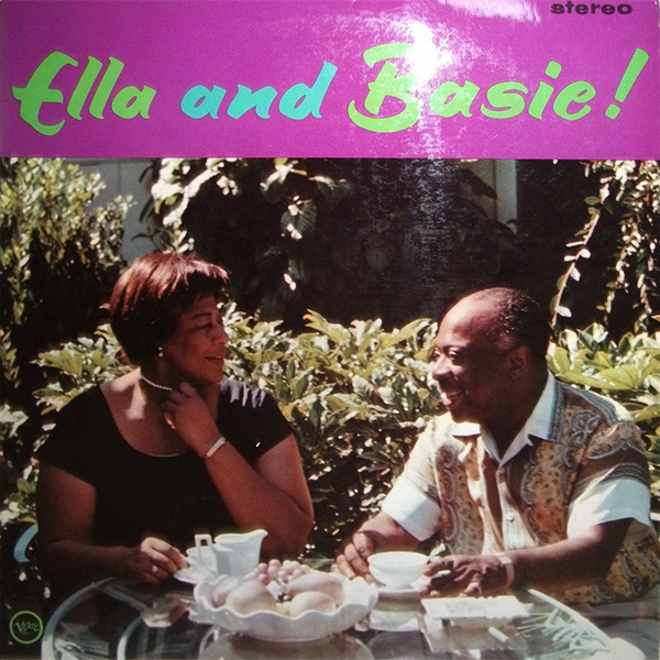 Ella Fitzgerald With Count Basie And His Orchestra Ella And Basie! Vinyl