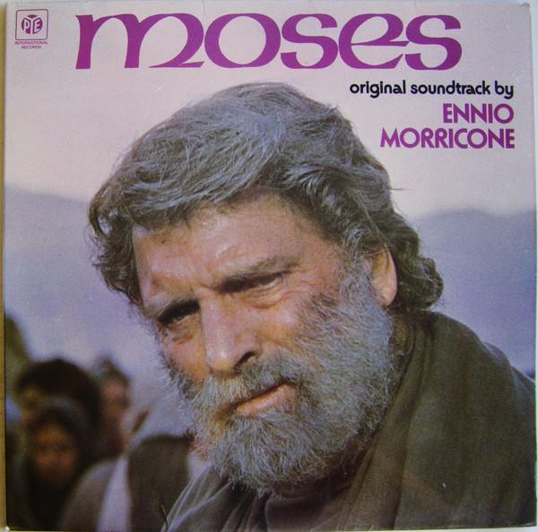 Morricone, Ennio Moses Vinyl