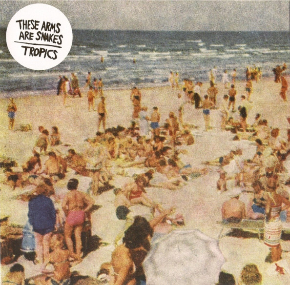 These Arms Are Snakes / Tropics Meet Your Mayor / Future Gets Tense  Vinyl