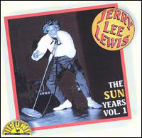 Lewis, Jerry Lee The Sun Years Vol. 1 CD