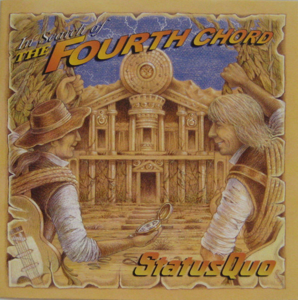 Status Quo In Search Of The Fourth Chord
