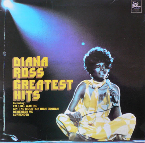 Ross, Diana Greatest Hits