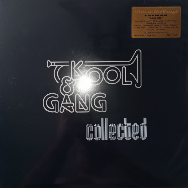 Kool & The Gang Collected Vinyl