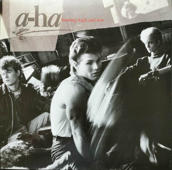 a-ha Hunting High And Low Vinyl