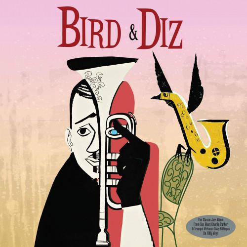 Charlie Parker, Dizzy Gillespie Bird & Diz Vinyl