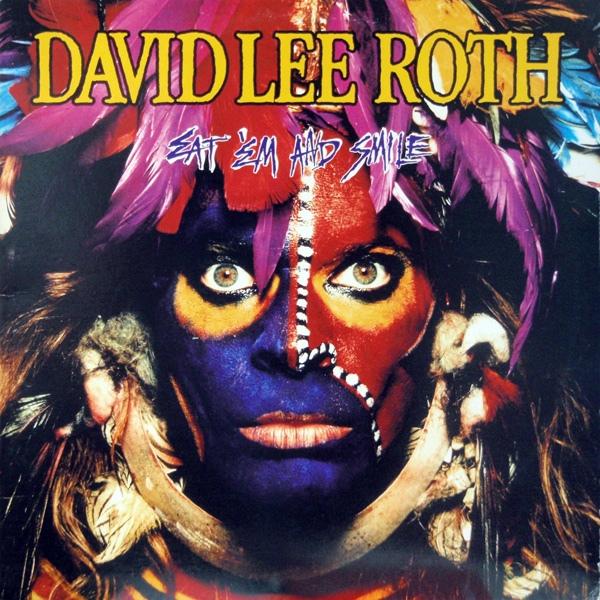 Roth, David Lee Eat 'Em And Smile Vinyl