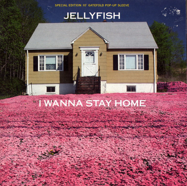 Jellyfish I Wanna Stay Home