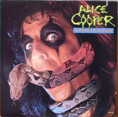 Cooper, Alice Constrictor Vinyl