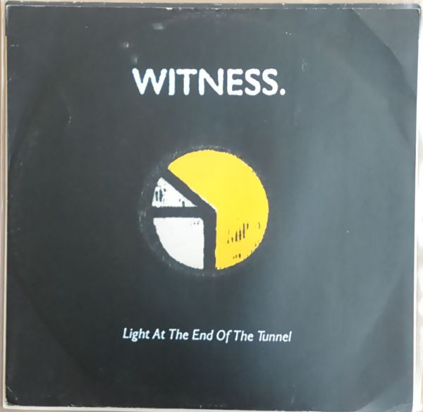Witness Light At The End of The Tunnel Vinyl