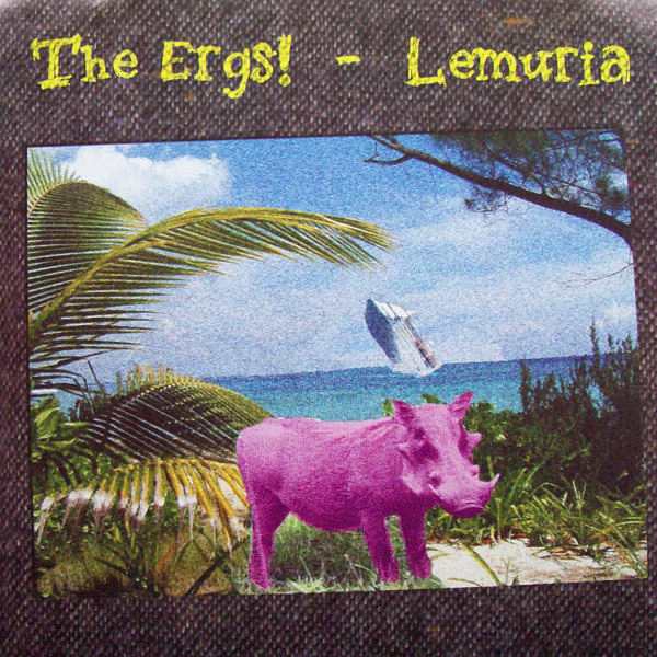 The Ergs! / Lemuria The Ergs! / Lemuria