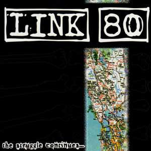 Link 80 The Struggle Continues... Vinyl