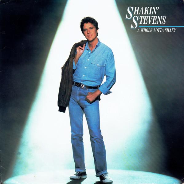 Shakin' Stevens A Whole Lotta Shaky  Vinyl