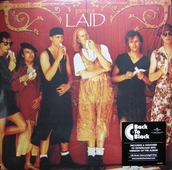 James Laid Vinyl