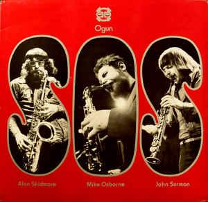 S.O.S. S.O.S. Vinyl