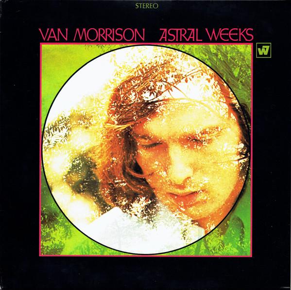 Van Morrison Astral Weeks Vinyl