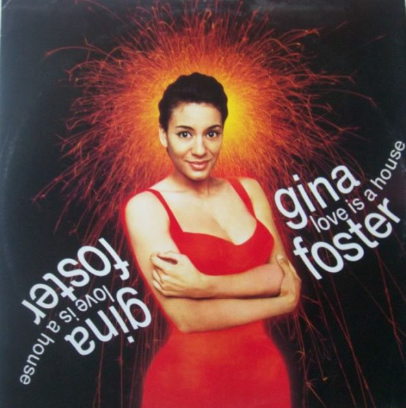 Foster, Gina Love Is A House Vinyl