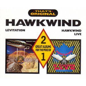 Hawkwind Levitation / Hawkwind Live