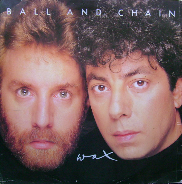 Wax Ball And Chain Vinyl