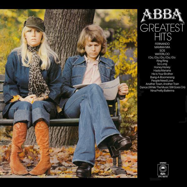 Abba Greatest Hits Vinyl
