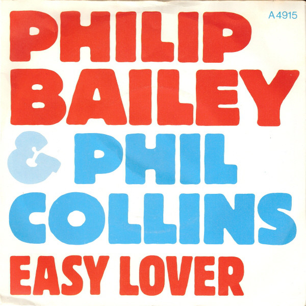 Bailey, Philip & Phil Collins Easy Lover