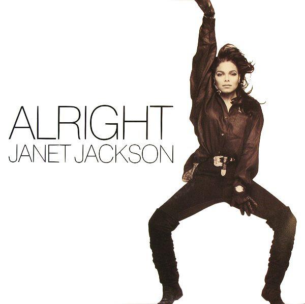 Jackson, Janet Alright