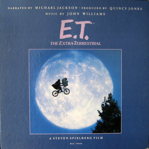 Jackson, Michael / John Williams E.T. The Extra-Terrestrial
