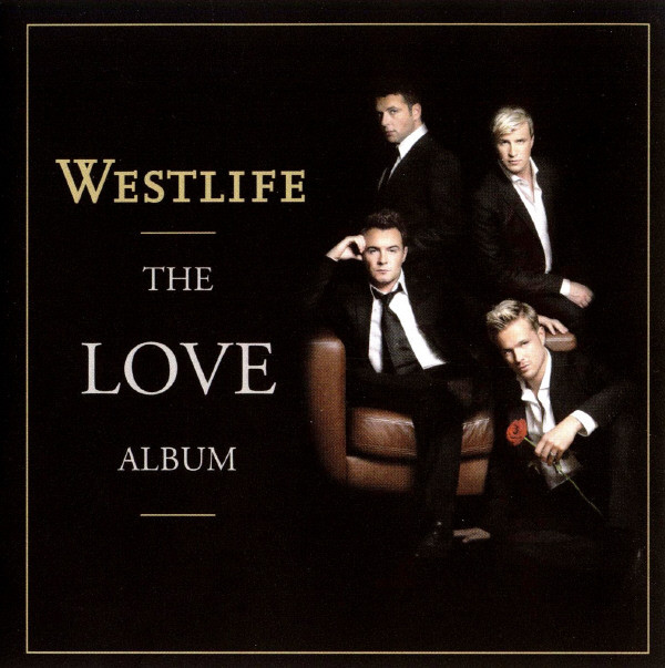 Westlife The Love Album CD